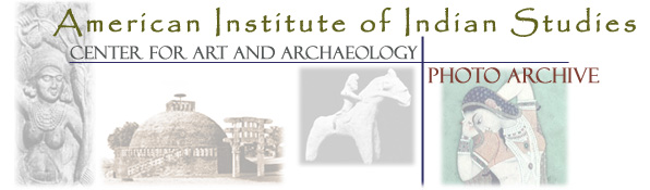 American Institute of Indian Studies-Photo Archive