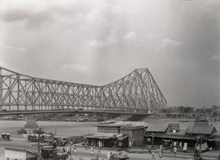 [The Hooghly Bridge]