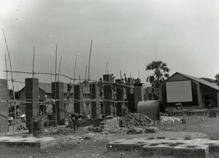 [Construction of Air Base]