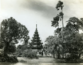 [A Buddhist Temple in Eden Park]