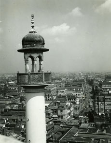 [From the Top of Nakhoda Mosque]