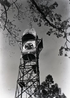 [A Clock Tower]