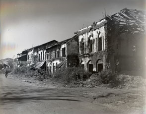 [War-Damaged Town]