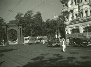 [Government House Gateway]