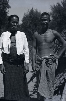 [Two Burmese Men]