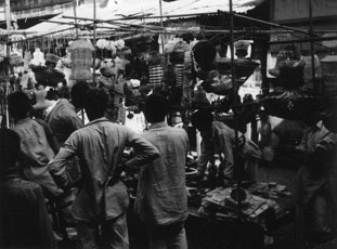 [The New Market of Calcutta]