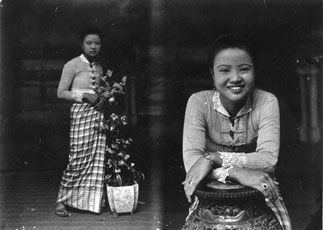 [Photo found in a Rangoon Photo Studio]