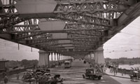[The Howrah Bridge]