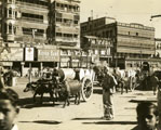 [Ox Carts in the Streets]