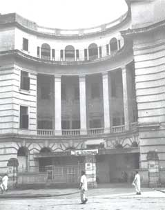 [Calcutta Statesman office]