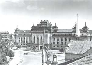 [Rangoon City Hall]