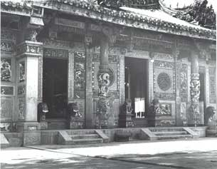[Chinese temple]